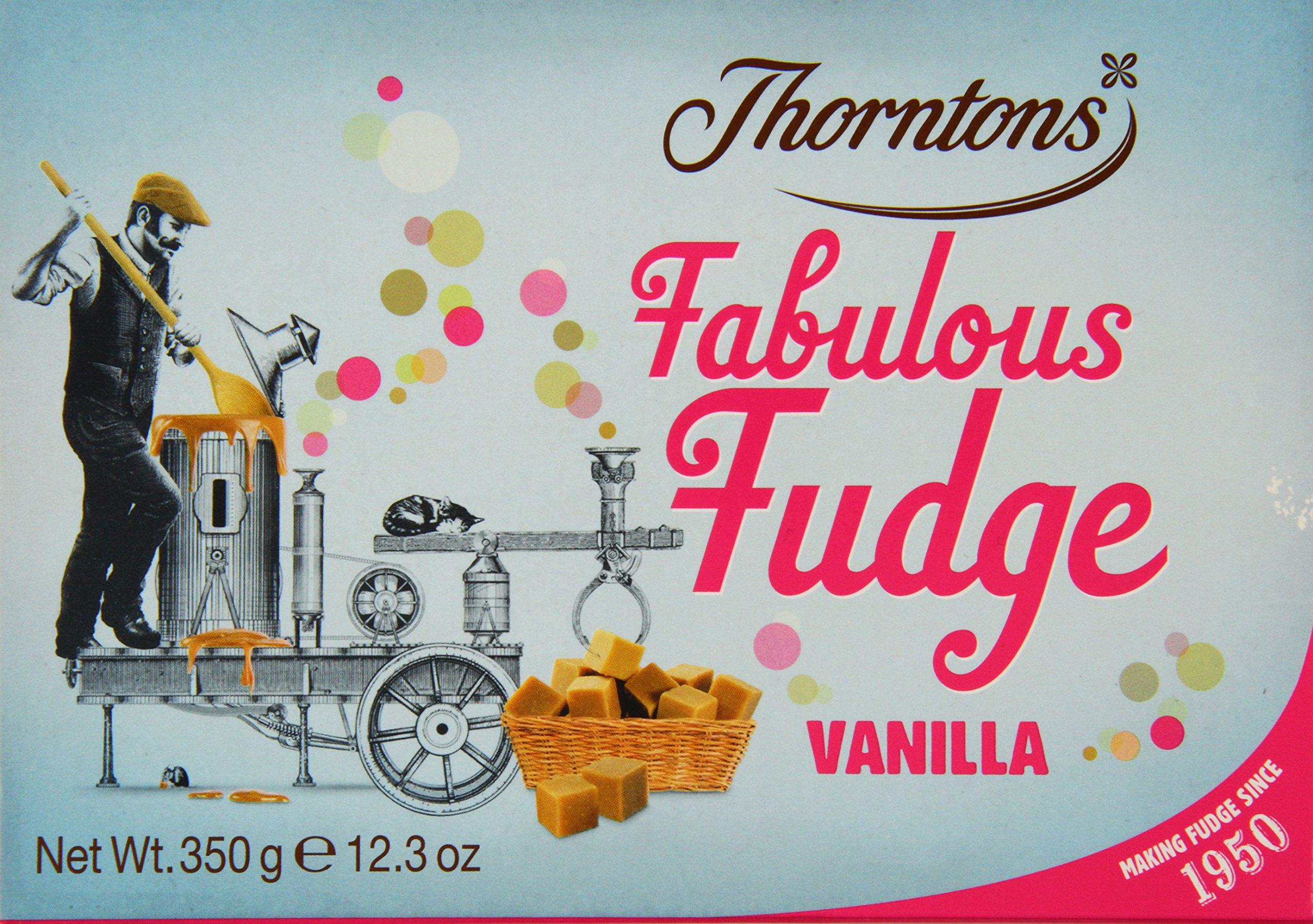 Thorntons Fabulous Fudge Vanilla 350g by Thorntons