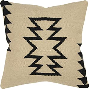 Rizzy Home T05815 Decorative Pillow, 18