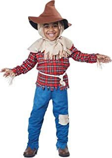 California Costumes Harvest Time Scarecrow/Toddler Costume One Color 42067  sc 1 st  Amazon.com & Amazon.com: Scarecrow Boy (5-7) Kids Fancy Dress Book Week Costume ...