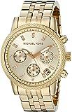 Michael Kors Womens MK5676 - Ritz Chronograph