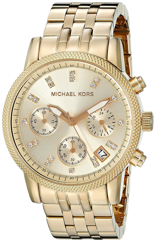 8dd1b211a3f9 Michael Kors MK5676 Womens Ritz Wrist Watches  Amazon.ca  Watches