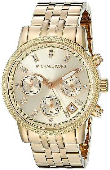Relojes Mujer MICHAEL KORS MKORS RITZ MK5676: Michael Kors: Amazon.es: Relojes