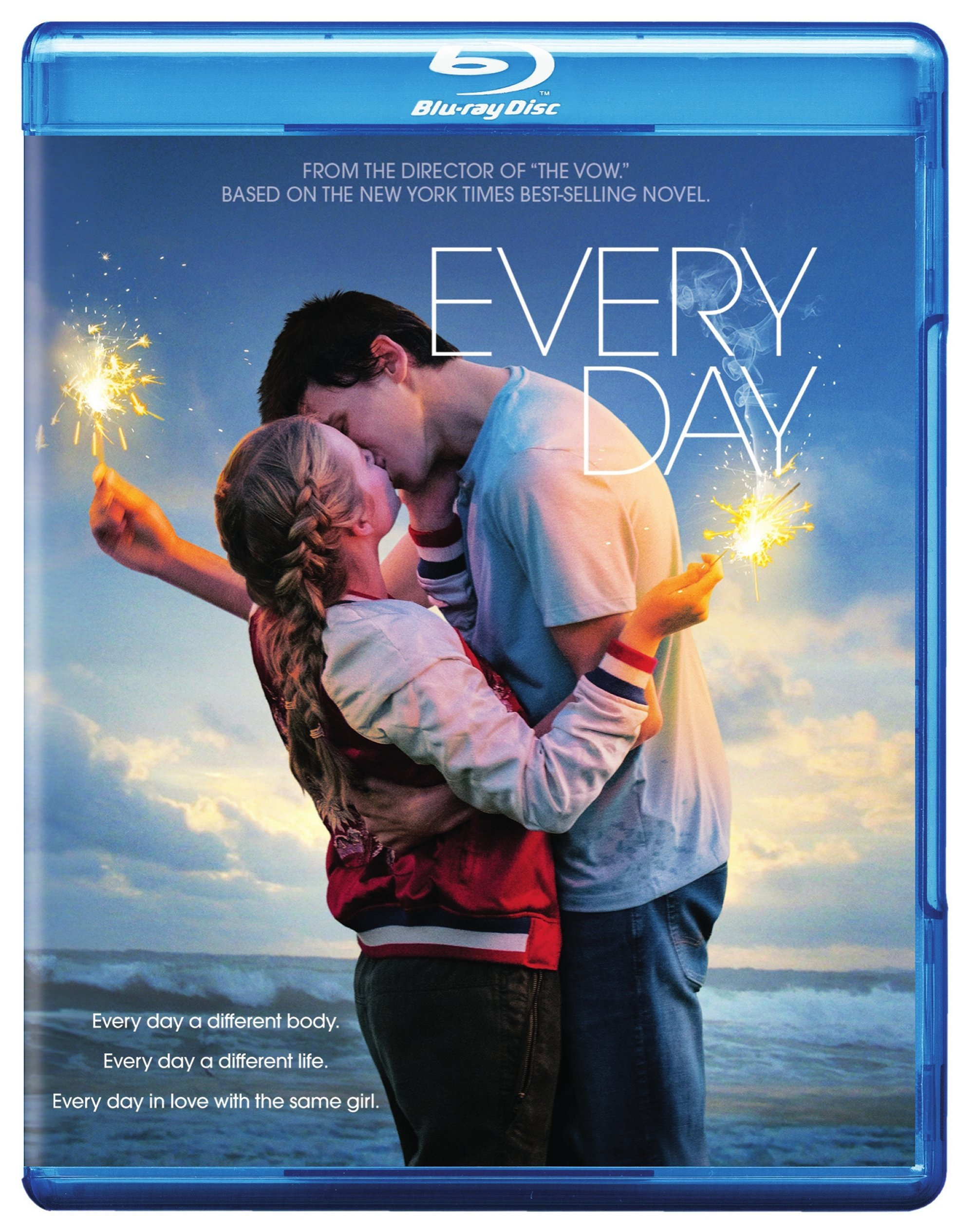 Blu-ray : Every Day (Standard Edition, Digital Theater System, Subtitled, AC-3)