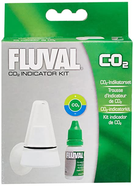Fluval CO2 Kit Indicador