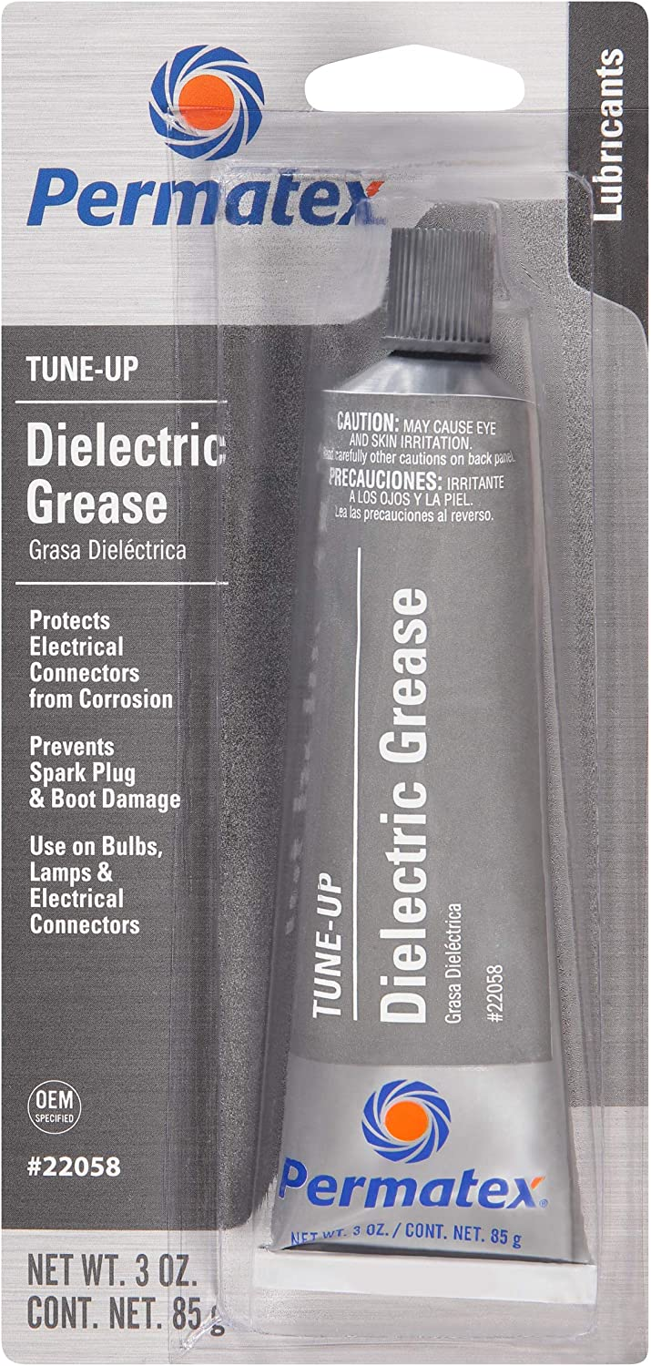 Permatex 22058 Dielectric Tune-Up Grease, 3 oz. Tube: Automotive