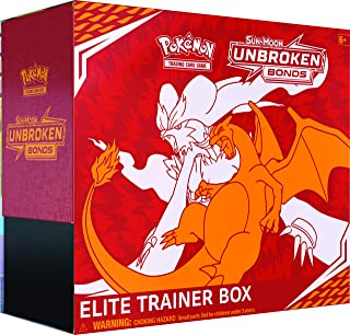 product image for Pokemon TCG: Sun & Moon Unbroken Bonds Elite Trainer Box