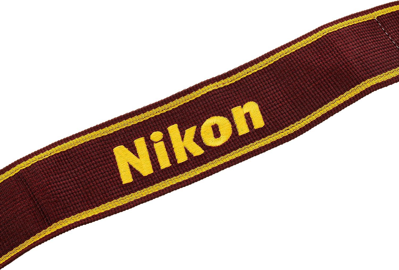 Nikon An 6w Schulterriemen Bordeaux Kamera