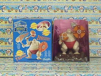 Pack Disney Heroes Hércules figura Cíclope 22 cm + 6 figuras: Amazon.es: Juguetes y juegos