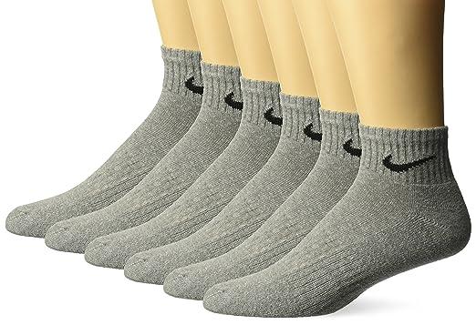 Amazon.com: Nike Performance Amortiguaciób de algodón en ...