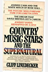 Country Music Stars and The Supernatural Mass Market Paperback