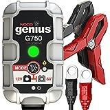 NOCO Genius G750UK 6V/12 .75A UltraSafe Battery Charger