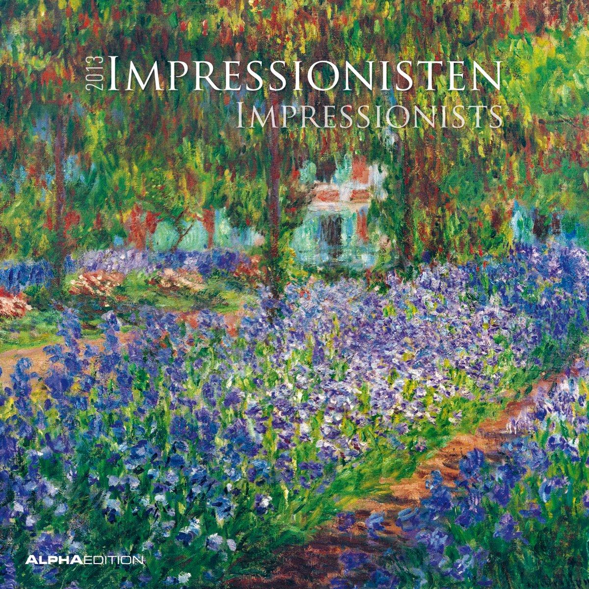 impressionisten-broschrenkalender-2013