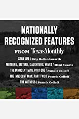 Nationally Recognized Features from Texas Monthly Audible Audiobook