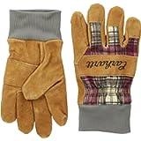 Carhartt womens Suede Work-knit Gloves