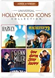 Universal Hollywood Icons Collection: James Stewart (Harvey / Winchester '73 / The Glenn Miller Story / You Gotta Stay…