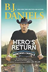 Hero's Return (The Montana Cahills) Kindle Edition