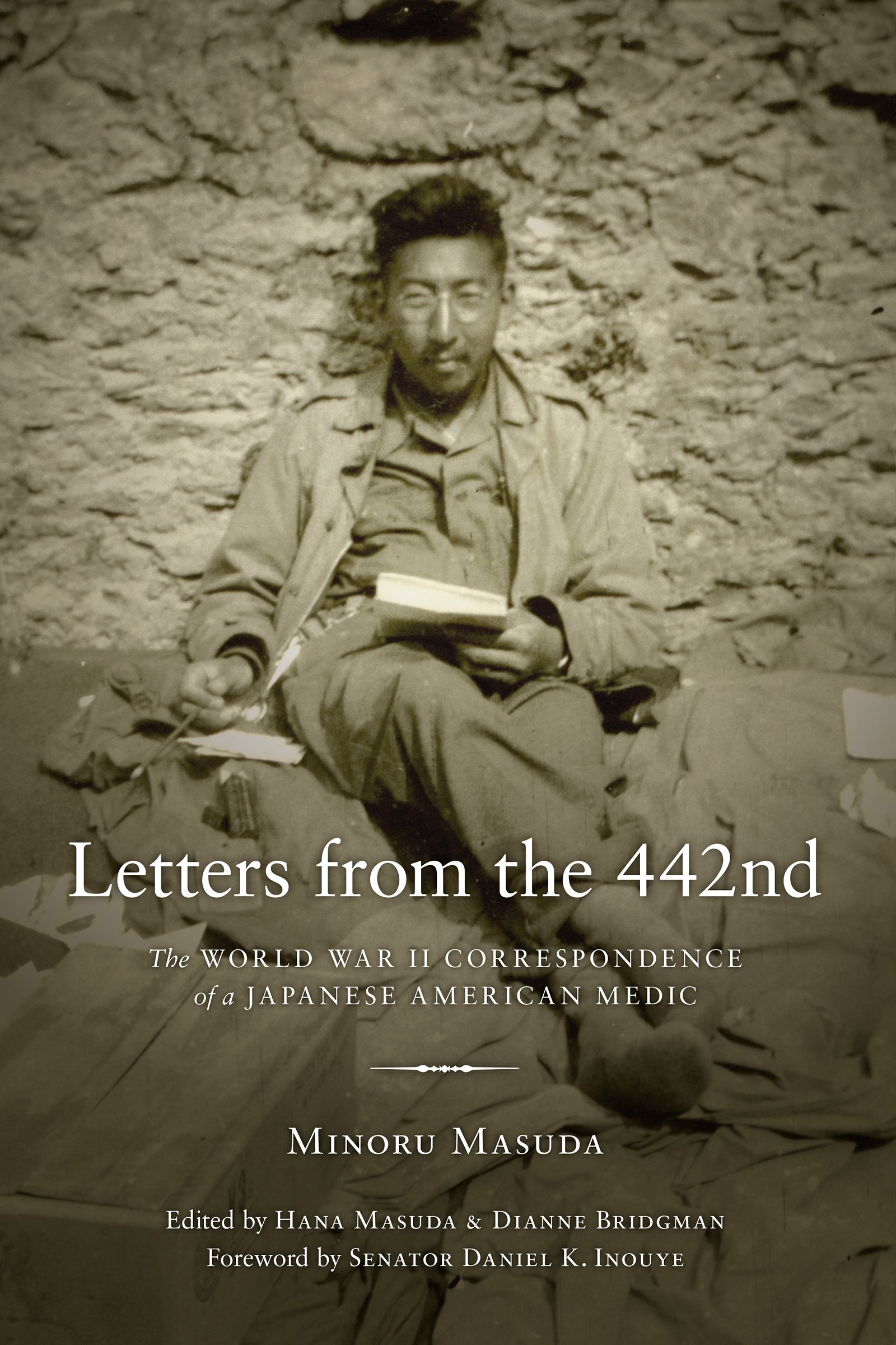 Amazon com: Letters from the 442nd: The World War II