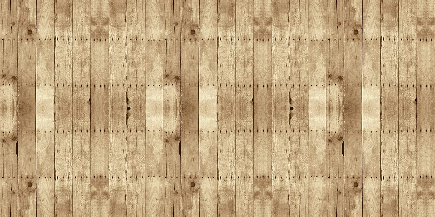 amazoncom fadeless design rolls weathered wood 48 inch x 12 feet 2 pack posters prints