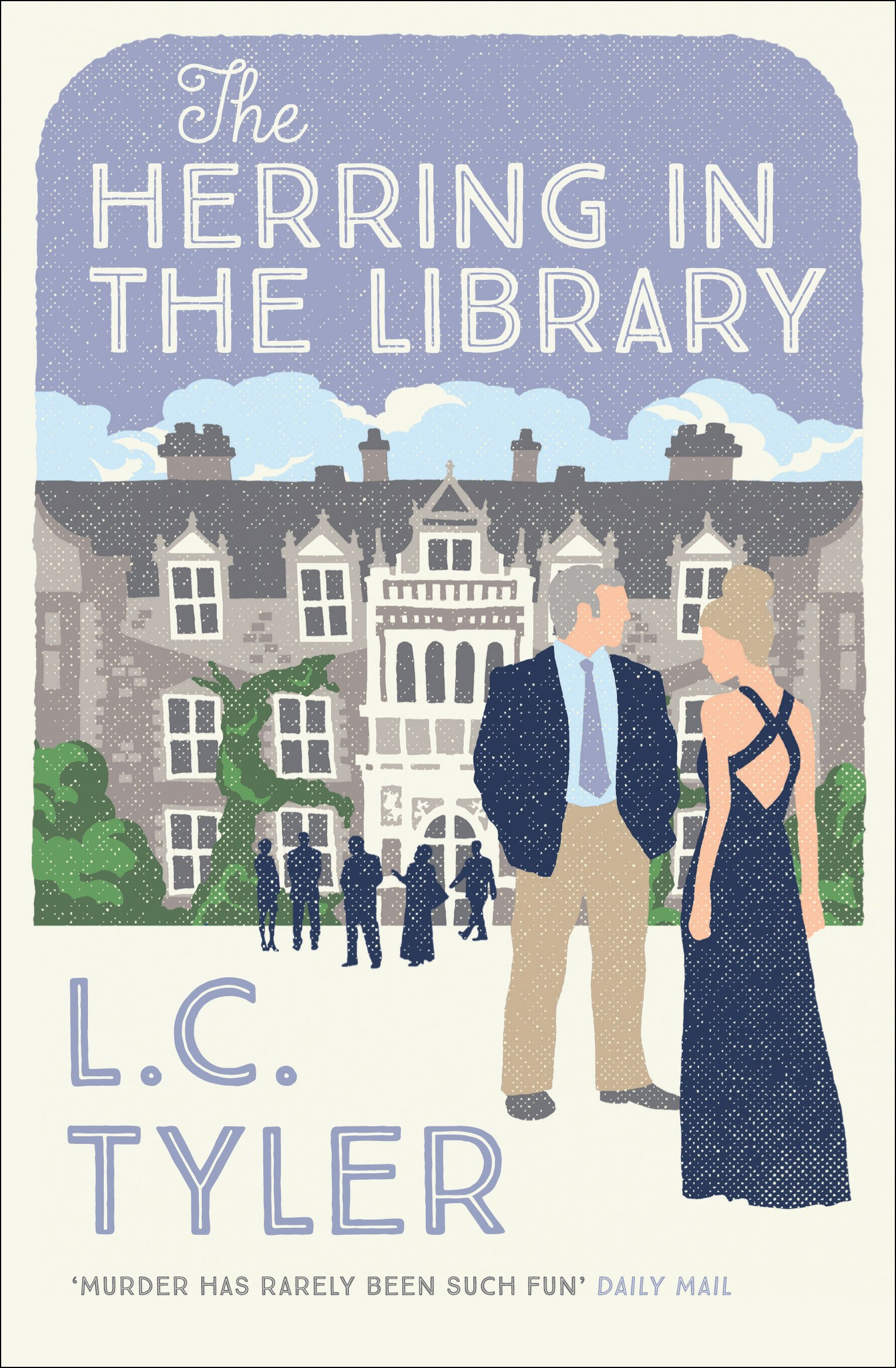The Herring in the Library (The Herring Mysteries): Amazon.co.uk ...