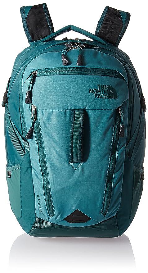 The North Face Mochila de la oleada para Mujer Talla única Azul Verde