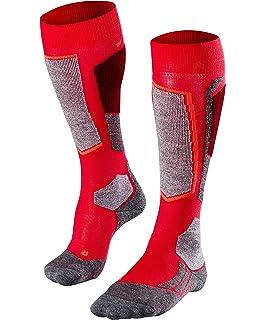 Gr/ö/ße: 39-41 1 Paar Wollmischung FALKE Herren Snowboard Socken SB2 Nautica 6618 Blau
