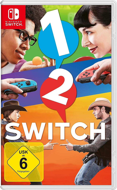 Nintendo Switch amazon 1-2-Switch