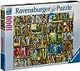 Ravensburger - La biblioteca extraña, puzzle de 1000 piezas (19137 6)