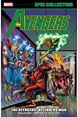 Avengers Epic Collection: The Avengers/Defenders War (Avengers (1963-1996)) Kindle Edition