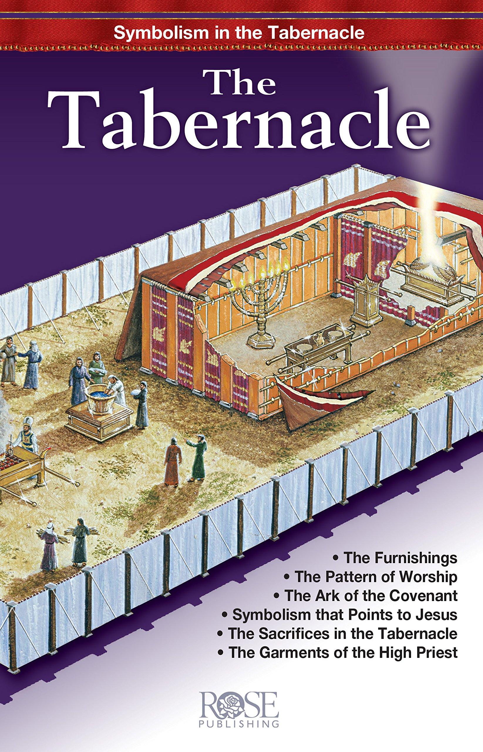 Tabernacle Pamphlet Pkg Of 5 Pamphlets Rose Publishing