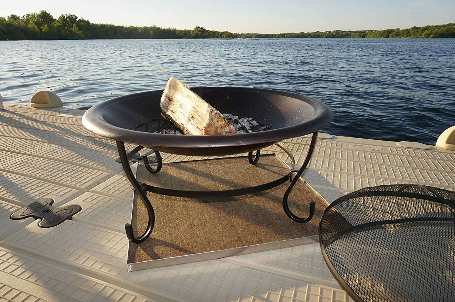 Can I Use A Fire Pit On My Deck? - OUTDOOR FIRE PITS ...