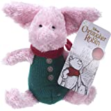 Disney Christopher Robin Collection Winnie the Pooh Piglet Soft Toy - 7inch/18cm