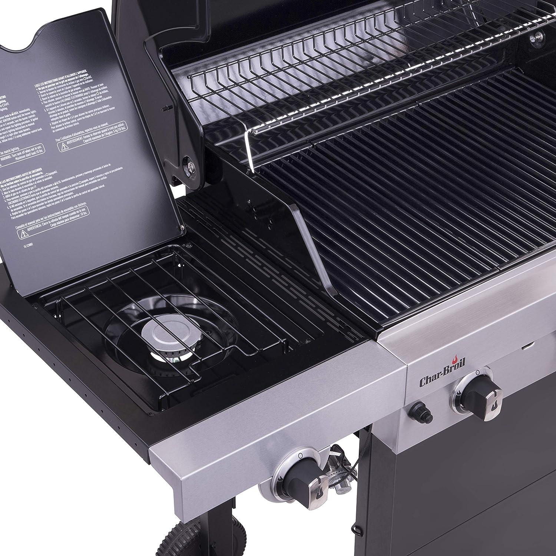Amazon.com: Char-Broil 463280019 3-Burner Cart Style Gas ...