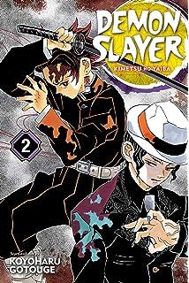 Amazon Com Demon Slayer Kimetsu No Yaiba Vol 1 1 9781974700523 Gotouge Koyoharu Books
