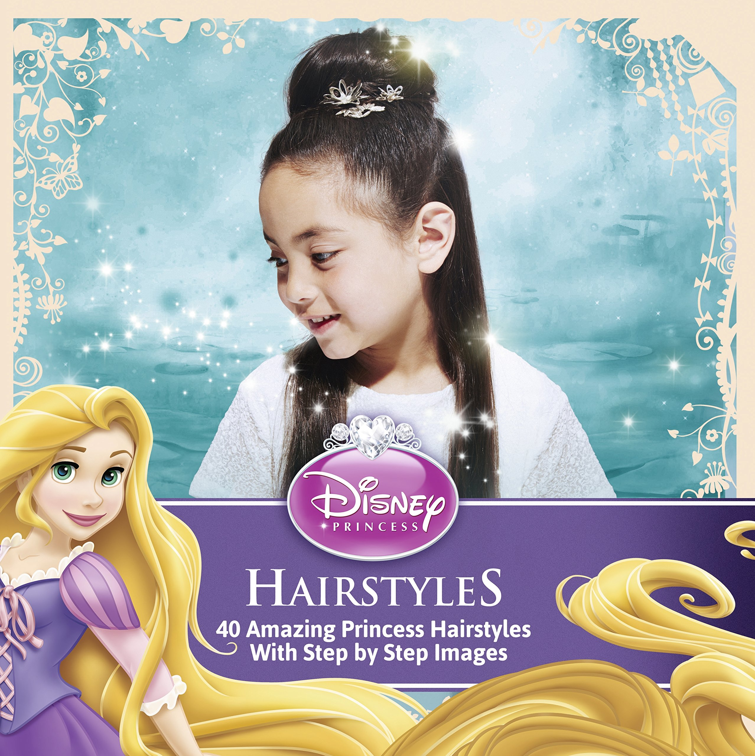 Buy Disney Princess Hairstyles Book Online At Low Prices In India