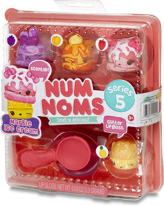 Num Noms Starter Pack Series 5 - Marble Ice Cream Cocina y comida ...