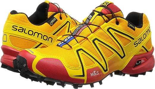Salomon Speedcross 3 GTX, Zapatillas de Trail Running para Hombre ...