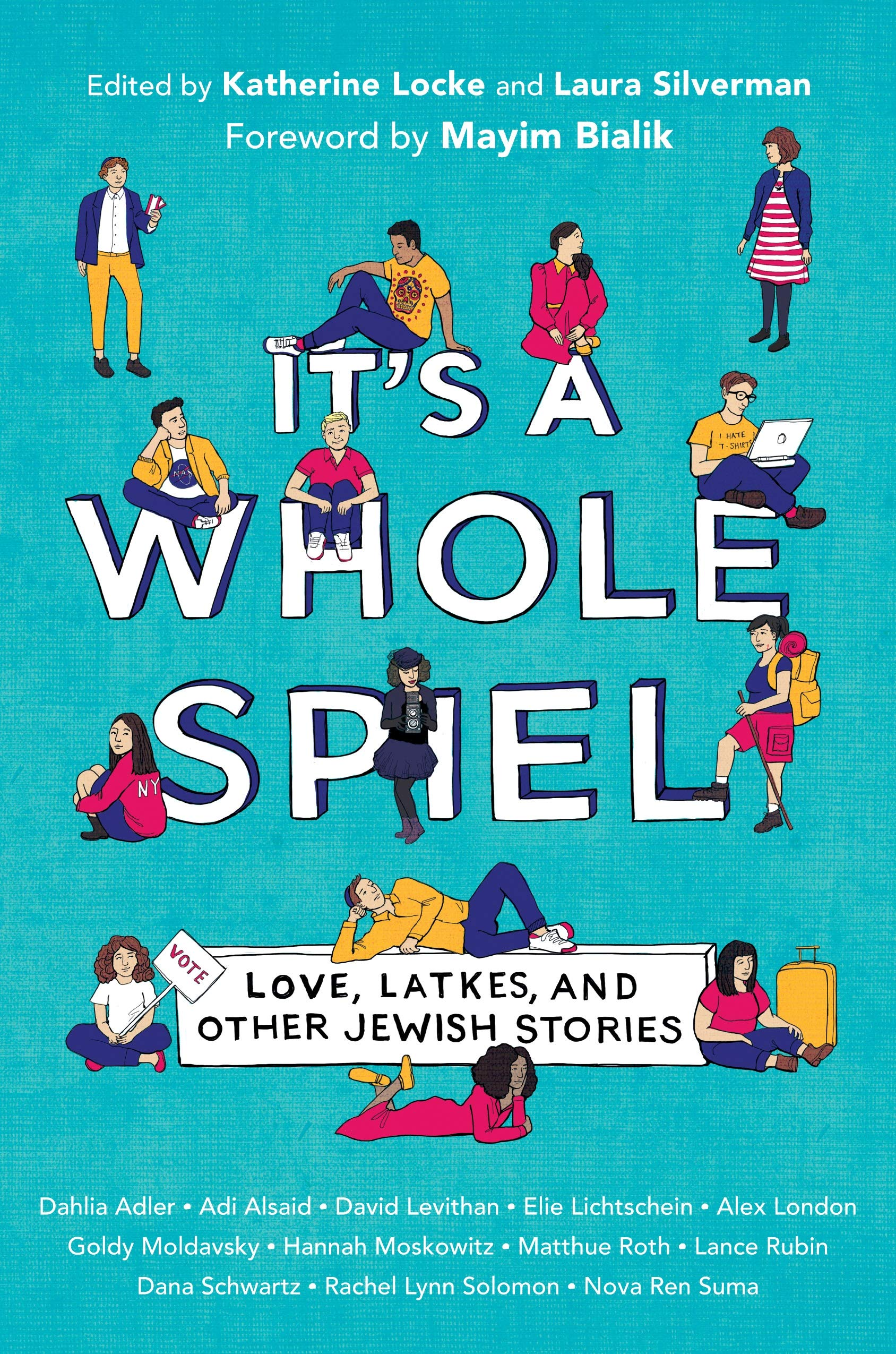 It's a Whole Spiel: Love Latkes and Other Jewish Stories
