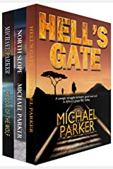 Michael Parker's First Three Novels Kindle Edition