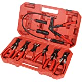Professional Flexible Hose Clamp Pliers, Hose Clamp Pliers Set by Shankly