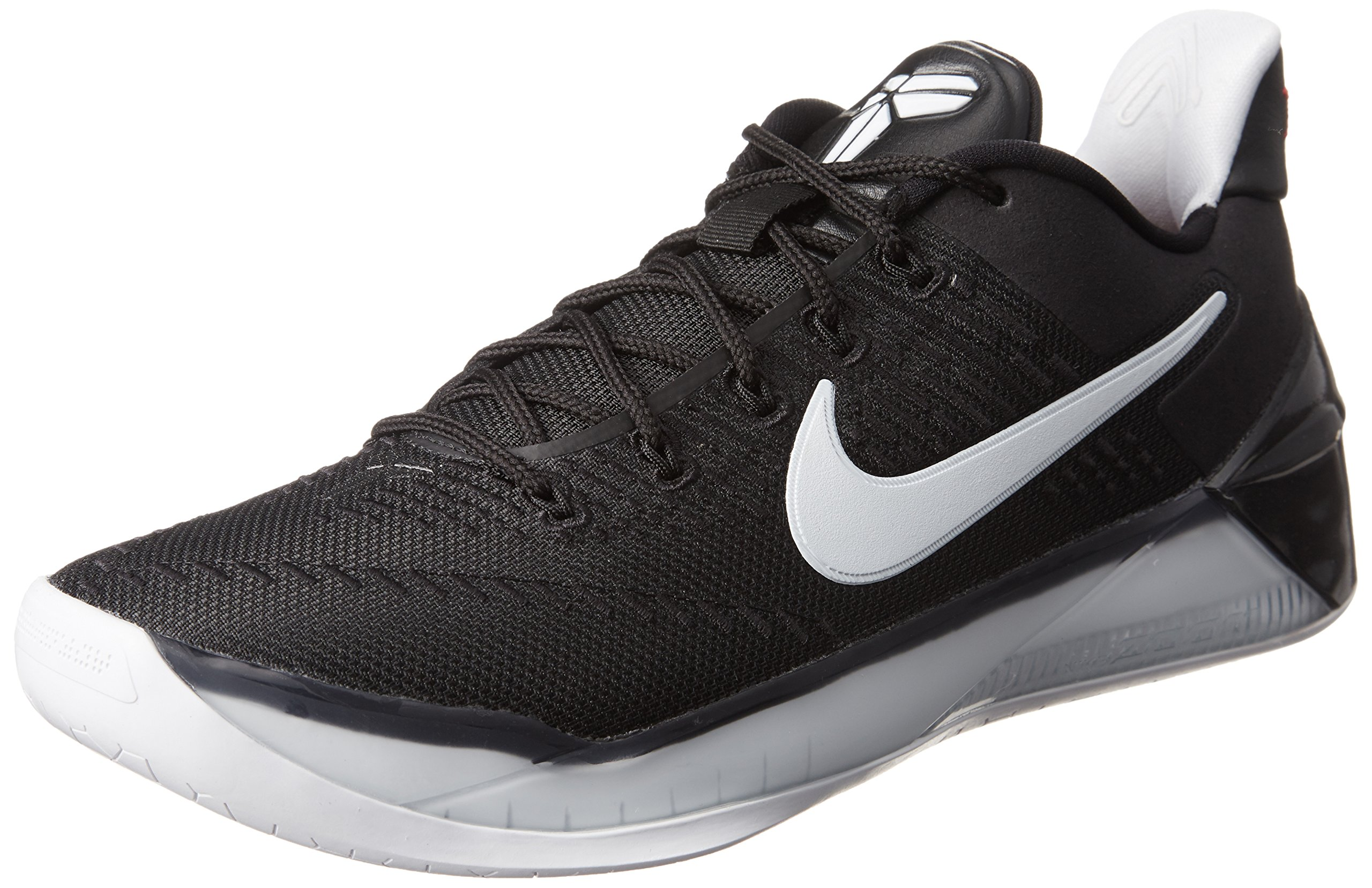 best website db681 97421 Galleon - Nike Men s Kobe A.D. Basketball Shoes (9, Black White-Black)
