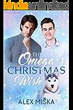 The Omega's Christmas Wish: an MM Shifter MPREG Romance
