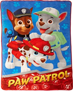 Nickelodeons Paw Patrol Puppy Pals Body Pillow Christmas Gift Store