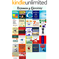 """Resumen 27 Libros """"Controle su Destino"""" de Anthony Robbins , """"Padre Rico Padre Pobre"""" de Robert Kiyosaki, """"Los 7 Hábitos de la gente Altamente Efectiva"""",..."""