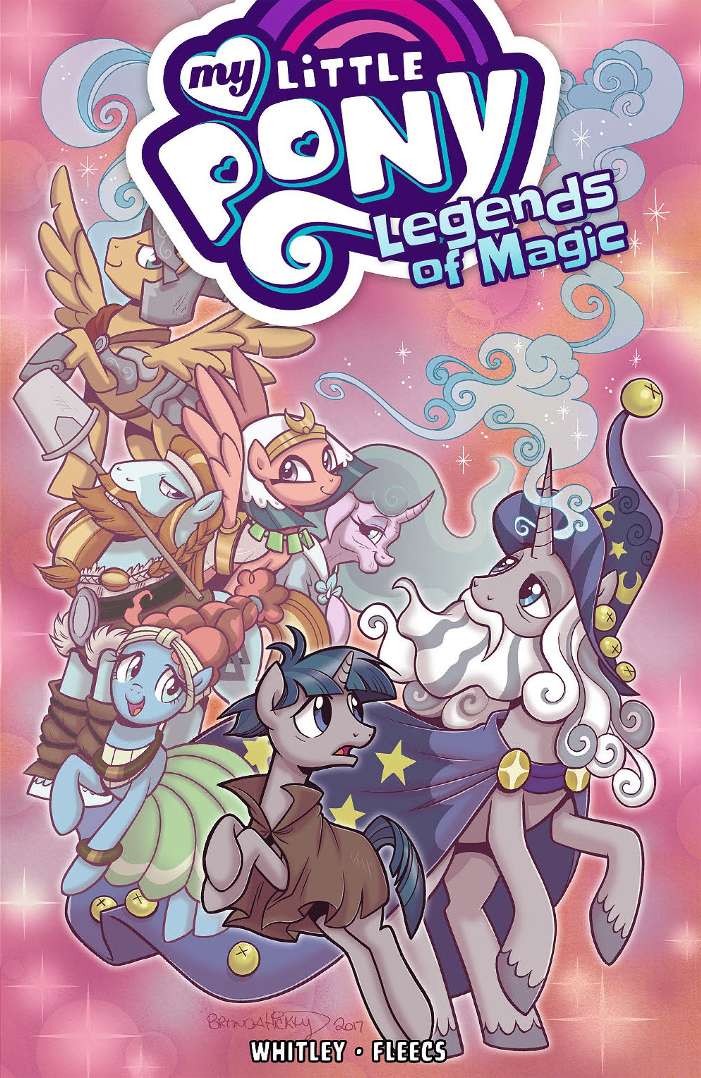 My Little Pony: Legends of Magic, Vol. 2 (MLP Legends of Magic)