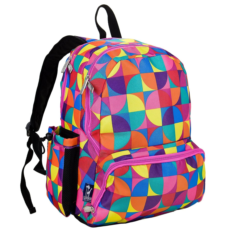 [ワイルドキン]Wildkin Pinwheel Megapak Backpack 79404 [並行輸入品] B00OAWUTBO Pinwheel