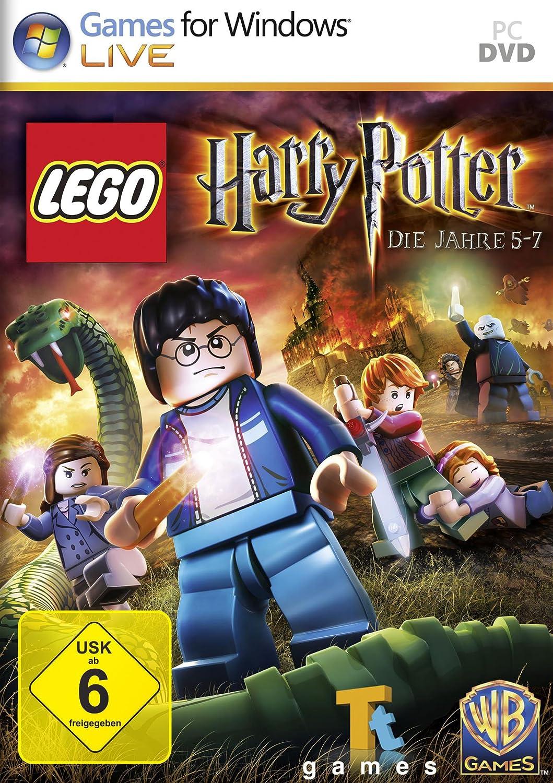 Lego Harry Potter - Die Jahre 5 -7 [Importación alemana]: Amazon.es: Videojuegos