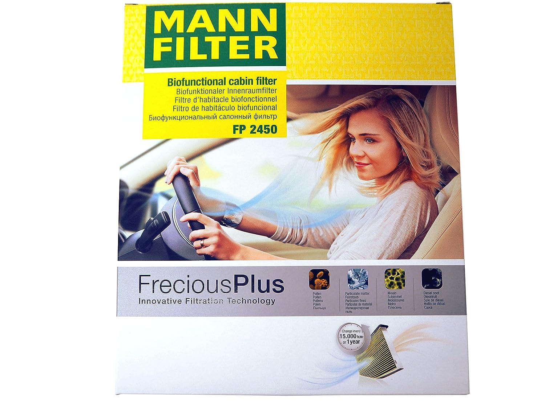 Mann Filter FP2450 Filter MANN & HUMMEL GMBH FP 2450