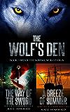 The Somber Wolves Saga: Dark Fantasy Three Book Bundle