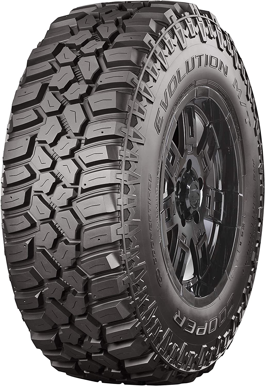 Cooper Evolution M/T All-Season 35X12.50R20LT 121Q Tire