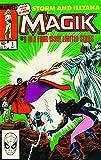 Magik: Storm and Illyana (X-Men)